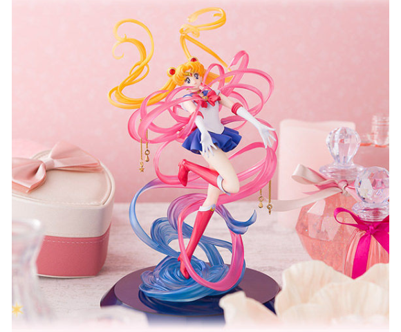 New Sailor Moon figure turns your bedroom into an anime backdrop