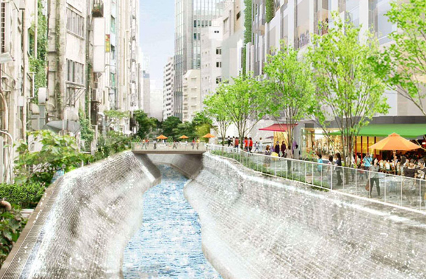 Brand new Shibuya mall and hotel to open in September, promises riverside strolls and tasty food