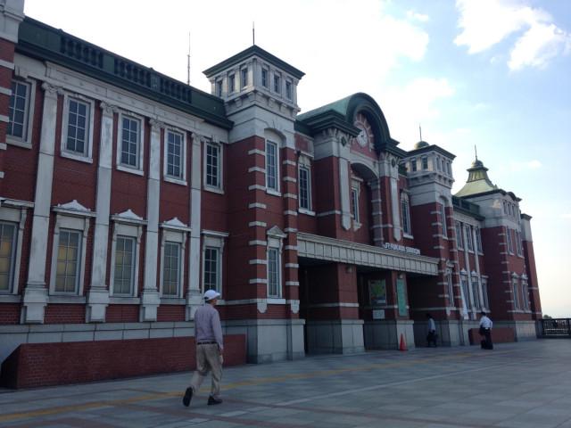 We visit Tokyo Station…outside of Tokyo