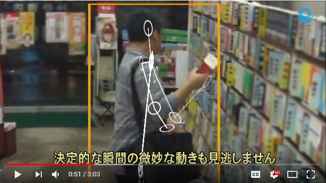 AI security cameras coming to stores in Japan, reduce shoplifting by 40 percent