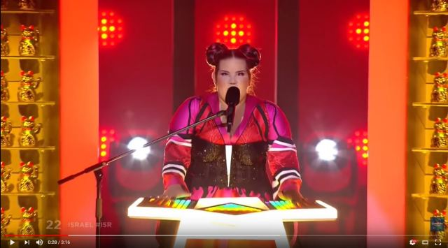 Eurovision winner criticized for Japanese cultural appropriation by everyone except the Japanese