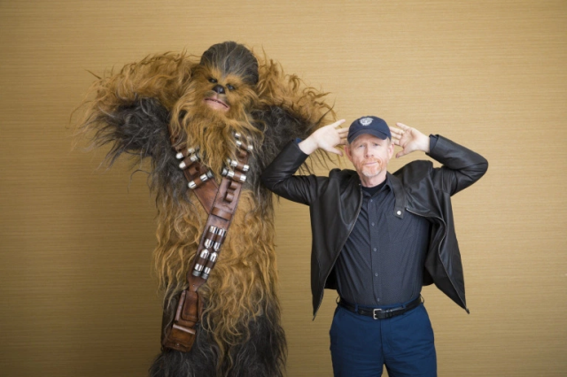 We interview Ron Howard on his trip to Tokyo prior to the opening of Solo: A Star Wars Story