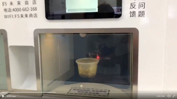 Fully automated Chinese restaurant is the eatery of the future, threatens world's restaurant jobs