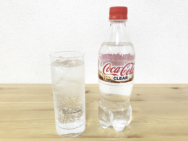 Coca-Cola Japan releases new clear coke this month, we get to try it before it goes on sale