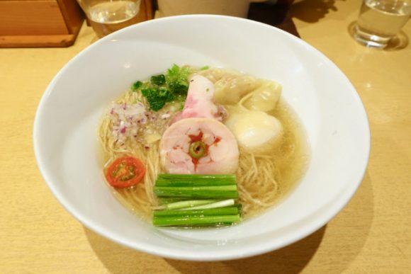 Michelin-approved Motenashi Kuroki in Akihabara serves salt soba that stuns and satisfies