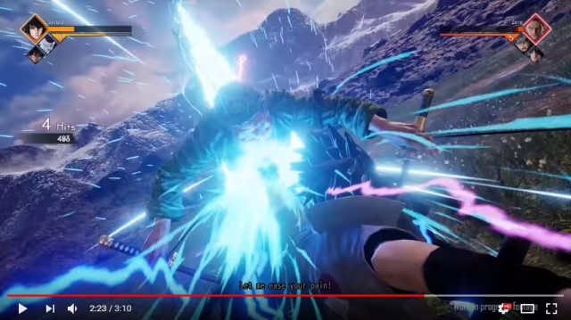 Fighting game Jump Force pits heroes from Shonen Jump in a crossover brawl of epic proportions