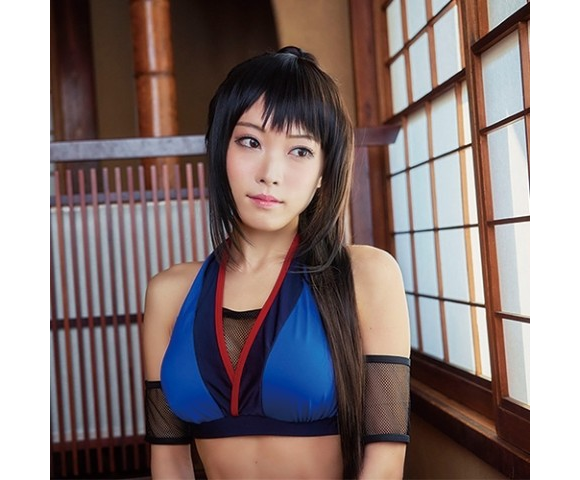 Ninja bikini goes on sale in Japan, sacrifices stealth for sexy coolness【Photos】
