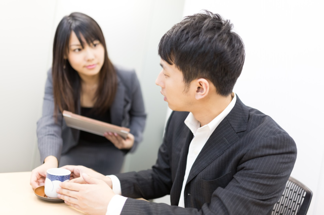 Japanese woman fed up with being expected to serve male coworkers tea shatters corporate culture