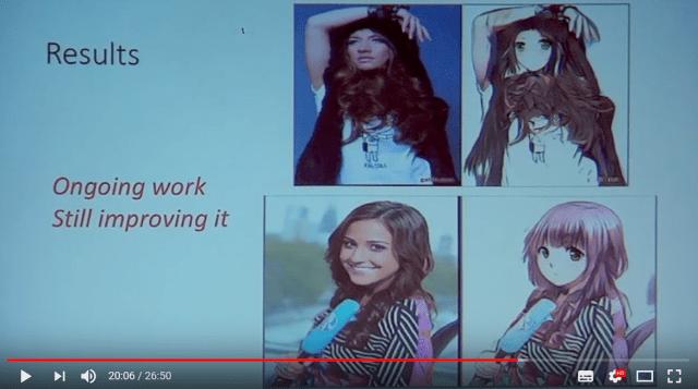 Amazing new AI program transforms photos into gorgeous amine artwork【Video】