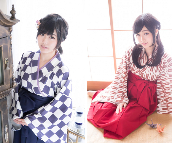 Showa Modern kimono roomwear from Japan blends beautiful retro style with contemporary comfort