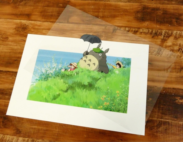 Studio Ghibli creates gorgeous hand-made Totoro reproduction cels for fans and collectors【Video】