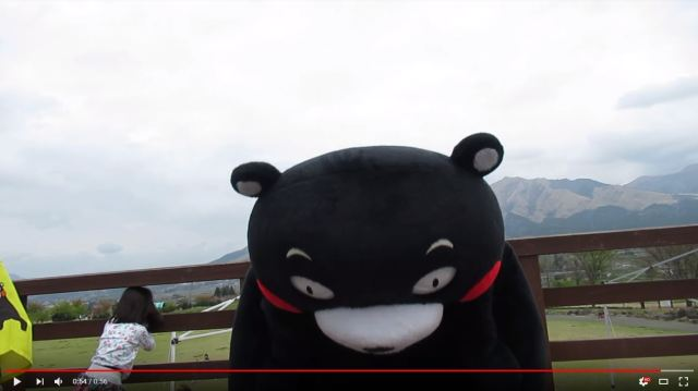 Kumamon comes under fire for prank against TV presenter, apologizes