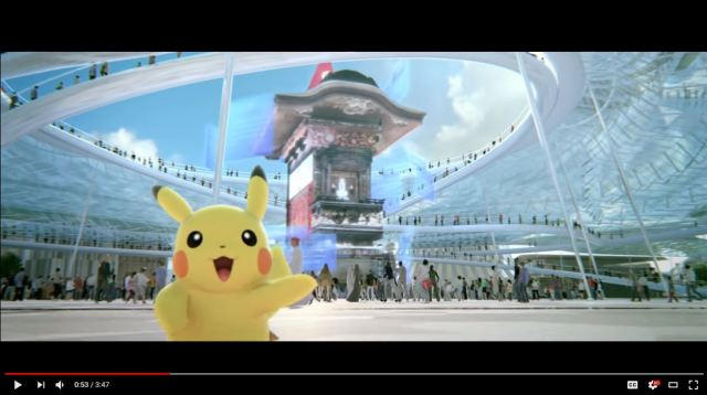 Pikachu, Shinzo Abe, and other Pokémon go to bat for Osaka to host 2025 World Expo