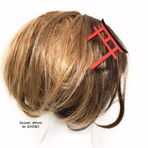 New hair pins let you look like you've been stabbed in the head with a classic Japanese icon