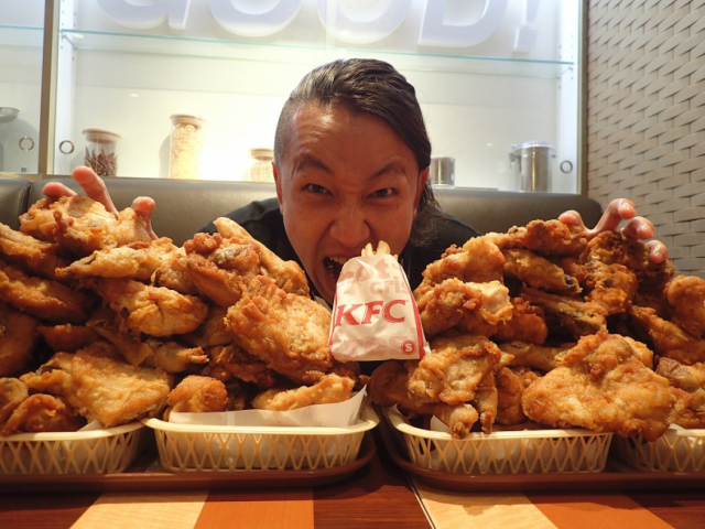KFC Japan offering all-you-can eat fried chicken every Friday for the rest of summer!