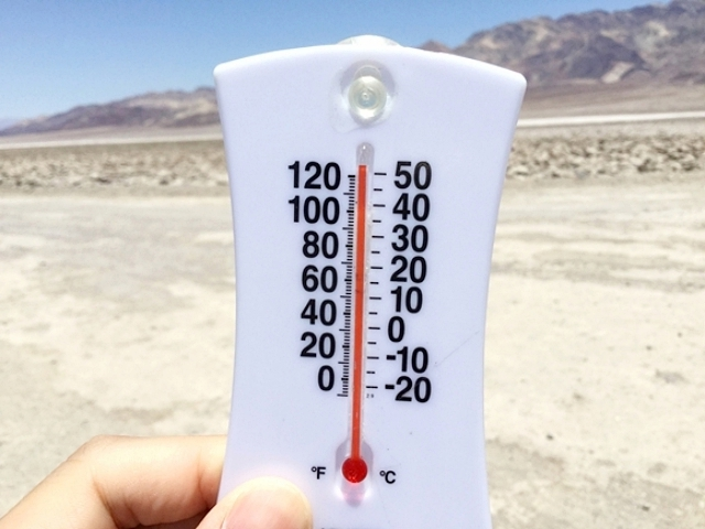 Japanese summer is worse than summer in Death Valley, says our correspondent, a seasoned traveler