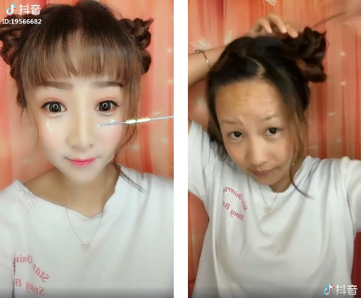Cosmetic wizardry: Asian women removing makeup to reveal their true selves goes viral【Video】