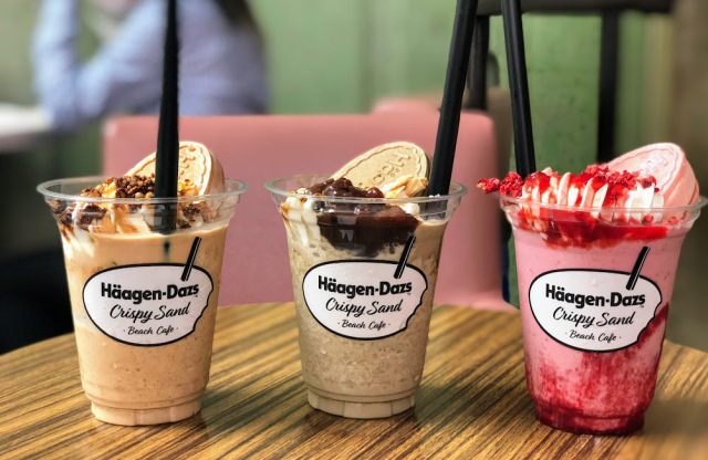 Häagen-Dazs ice cream sandwich milkshakes now available at pop-up cafe in Tokyo【Taste Test】