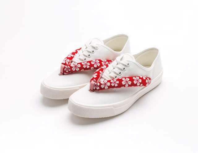 Hanao Shoes: Dress like a modern-day geisha with new line of geta sneakers from Kyoto