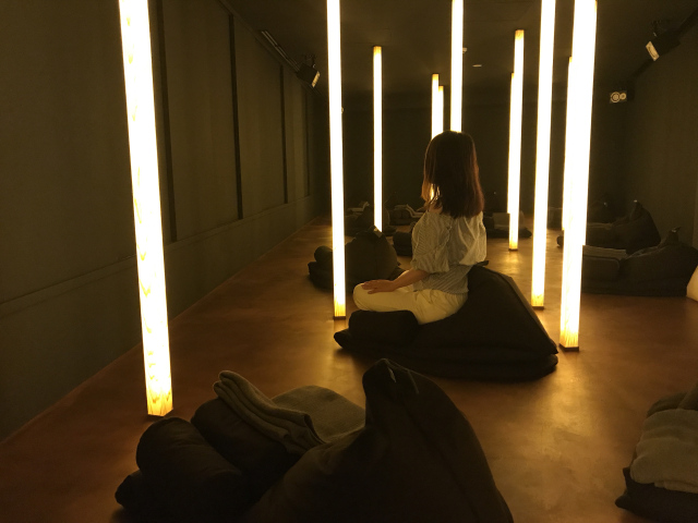 "New Tokyo meditation studio will teach you to ""be in the moment"" in relaxing 30-minute sessions"