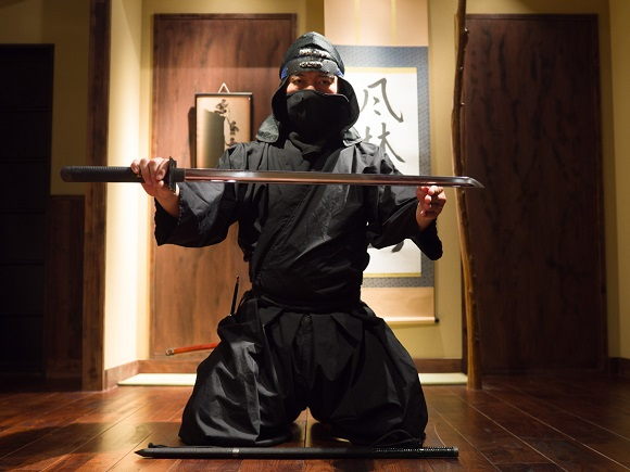Centuries-old book of ninja secrets discovered at public library in Japan's Aomori Prefecture