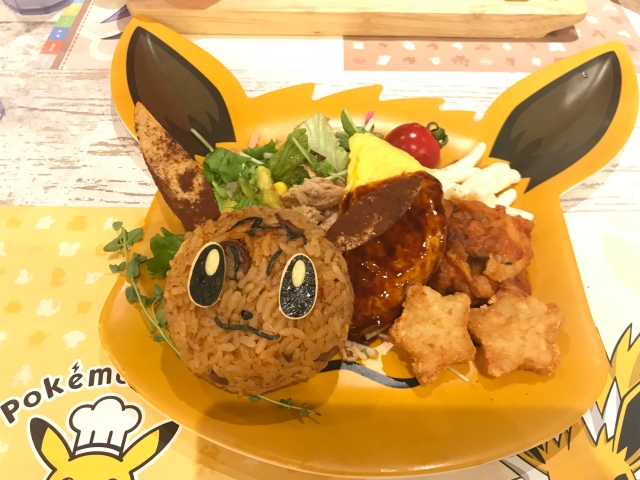 Tokyo Pokémon Cafe has a new Tropical Sweets line, so we head back to try it for ourselves【Pics】