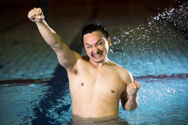 Kicking for maximum swimming speed? You might be doing it wrong, Japanese researchers say