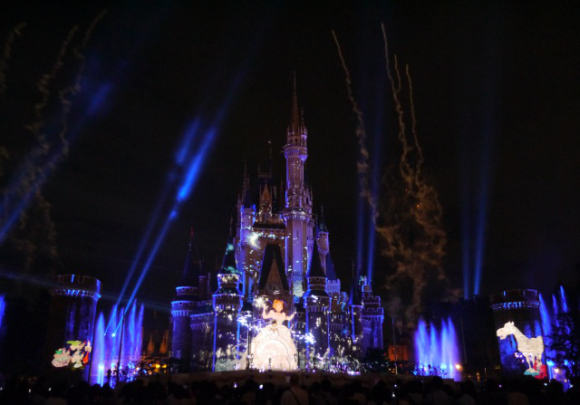 Tokyo Disney will give New Year's Eve visitors the chance to party for 26 straight hours!