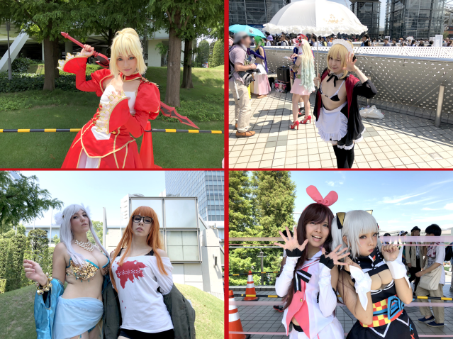 The beautiful cosplayers of summer Comiket 2018【Photos】