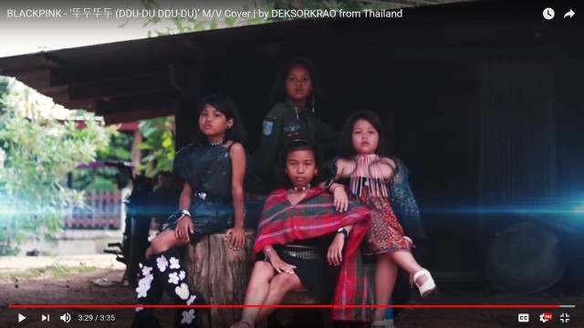 These Thai schoolkids' low-budget covers of K-pop music videos are even better than the originals