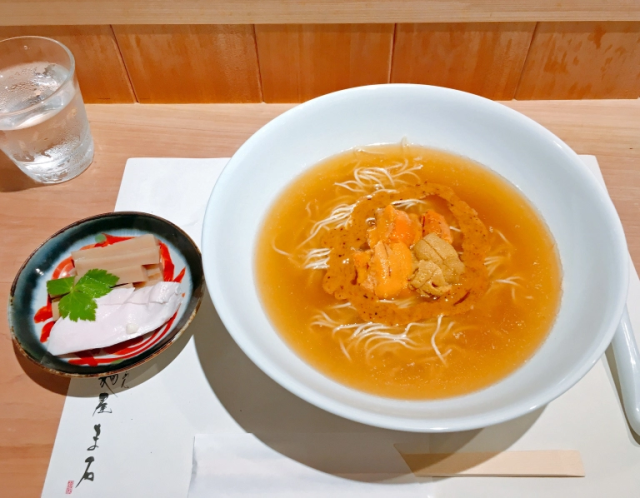 2,500 yen for Tokyo ramen? High-end noodles in the high-rent Ginza district are totally worth it