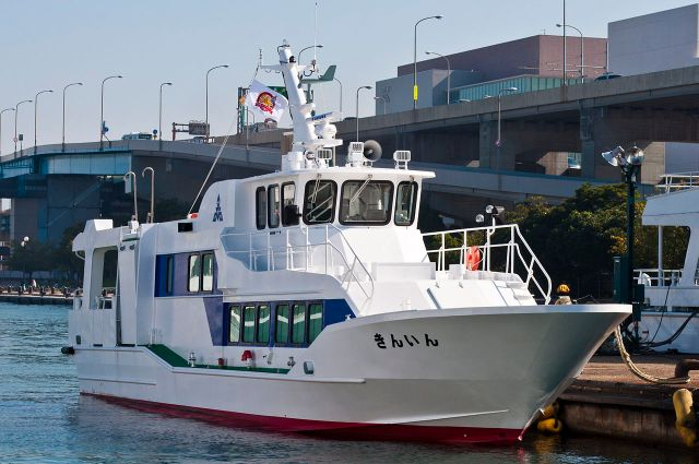 Fukuoka man survives fall overboard from ferry by swimming to deserted island