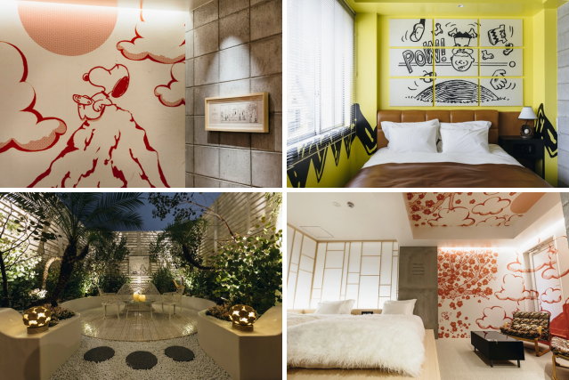 First-ever Peanuts Hotel opens in Japan, and the rooms look amazing【Photos】