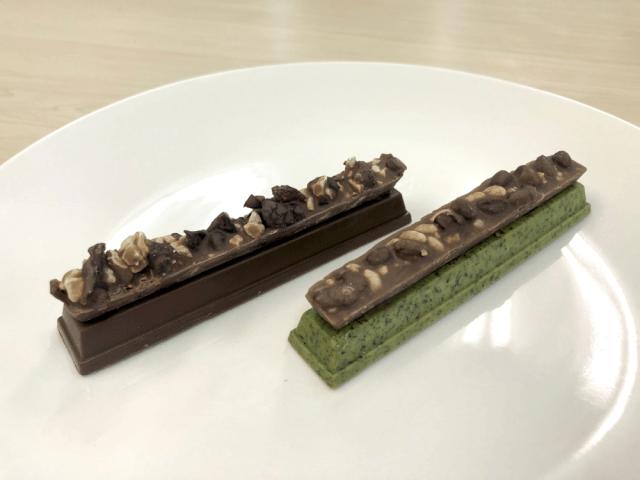 Taste-testing Japan's extra-expensive handmade Kit Kat Moleson line