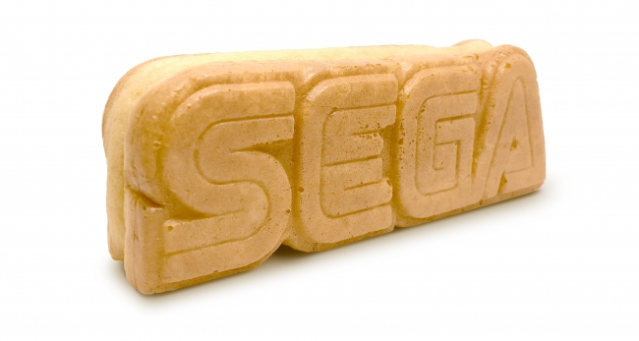 Pretend you're Sony or Nintendo as you devour Sega with Tokyo's new Sega Logo-yaki sweet