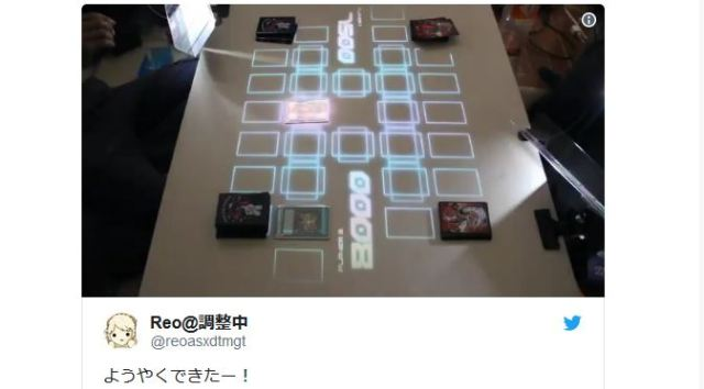Yu-Gi-Oh! brings anime battles into real-life with amazing fan-made dueling arena【Video】