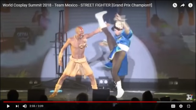 The results are in! Team Mexico wins the 2018 World Cosplay Summit【Photos & Videos】