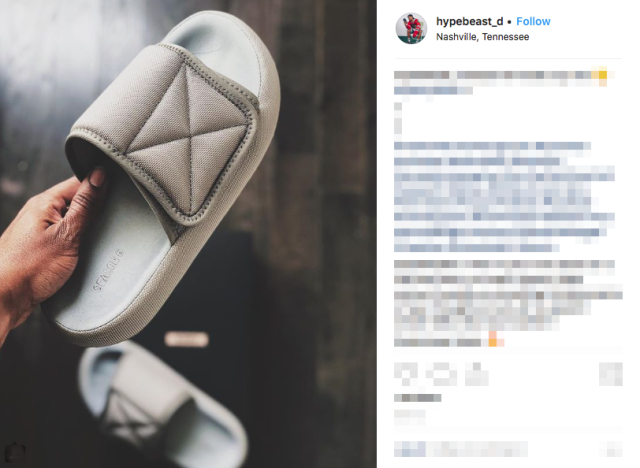 """Kanye West receives flack for too-small Yeezy slides, calls it """"The Japanese Way"""""""
