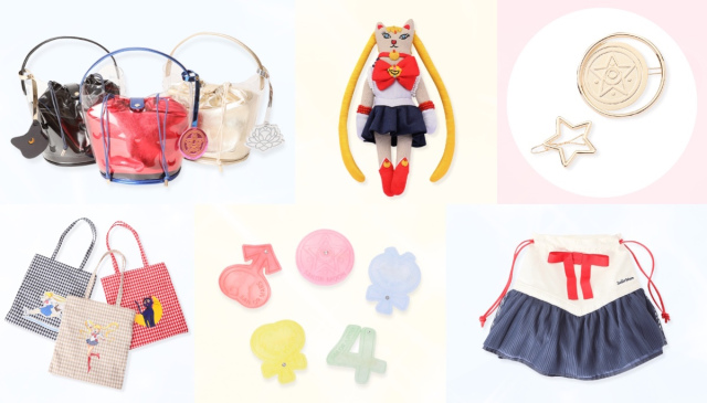Sailor Moon teams up with trinket company to bring trend-setting treasures to fans, fashionistas