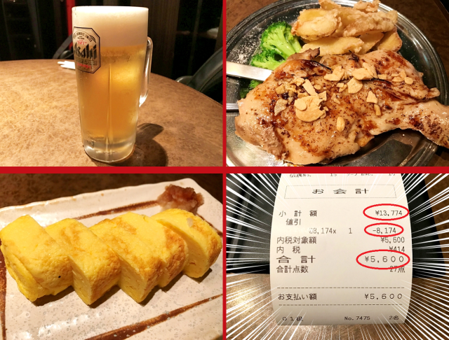 Awesome Tokyo restaurant caps diners' dinner price, and after that anything you order is free!