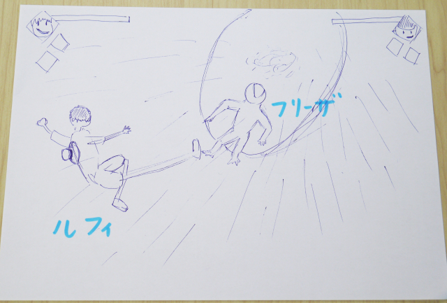 We try the hottest games at TGS… then lose all the pictures so draw them by hand 【No Photos】