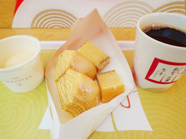 Exclusive piping hot baumkuchen at Haneda Airport is the delicious treat all travelers must try