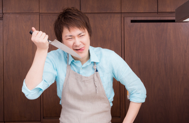 Restaurant in Indonesia's bizarrely translated Japanese menu commands customers to get stabbed