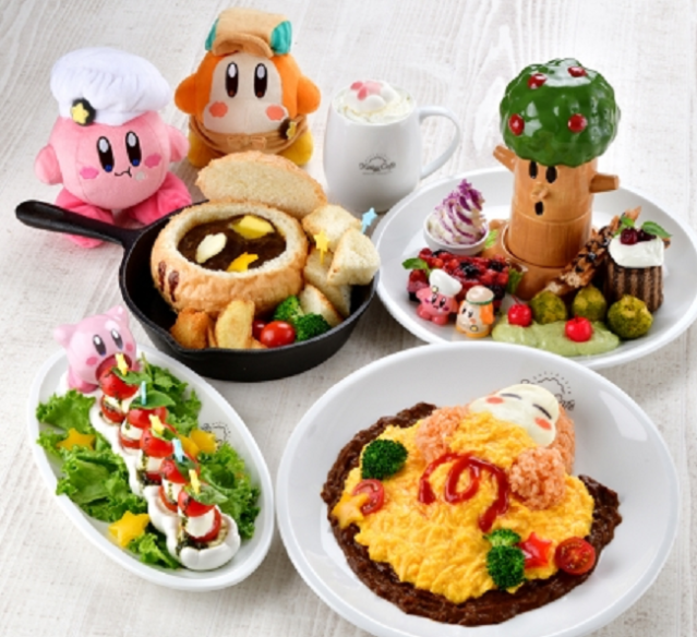 New Kirby Cafe opening in Tokyo is going to suck up all of our dinner plans【Photos】