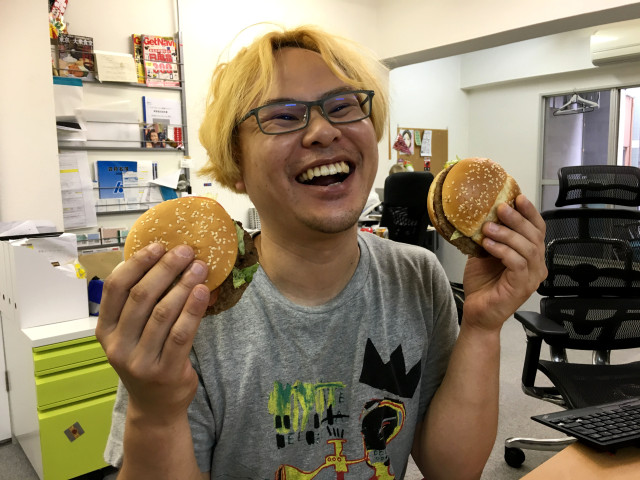 Aichi Police: Surrender your driver's license and get up to $1 off at McDonald's!