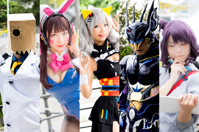 The amazing amateur cosplayers of Tokyo Game Show 2018【Photos】