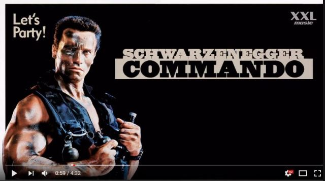 Come celebrate the 30th anniversary of Commando's Japanese TV debut at special screening in Tokyo