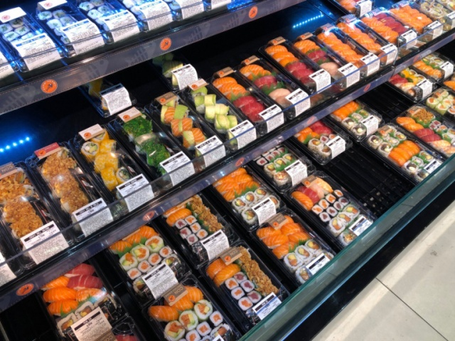 """Our Japanese language reporter visits Barcelona, decides to try Spanish """"hosho maki"""" sushi"""