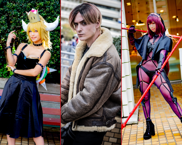 The beautiful, awesome cosplayers of Tokyo's OTHER Halloween hot spot: Ikebukuro