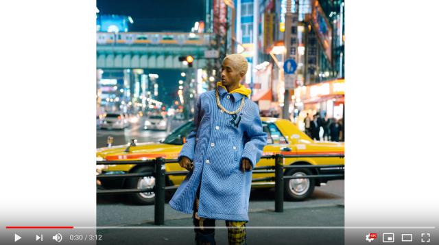 Jaden Smith's new song is about how he feels like Dragon Ball's anime hero Goku